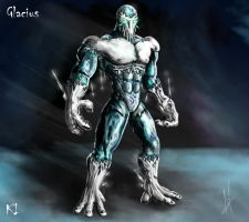Glacius - Killer Instinct by tjodalv00