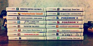 Photo Album - 3DS Game Collection V2 by BlackGravityX