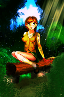 Within a hidden forest. by noveltybest