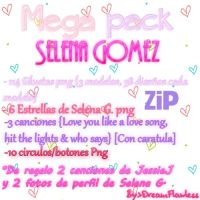Mega Pack Selena Gomez ZIP by Dreamflawless