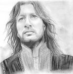 Faramir, The Steward of Gondor by elanordh
