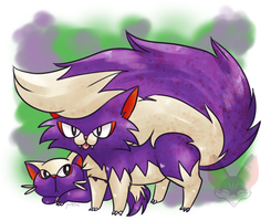 Stunky And Skuntank