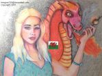 Mother Of Dragons S'mores by lemgras330