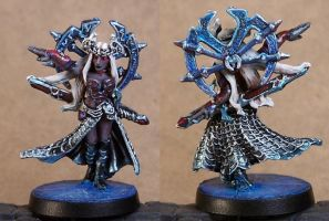 Witch Queen Darkspawn Lord by AnneCooper