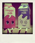 Happy Milk by hippychick7