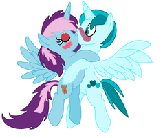 Summer Sweetch collab- Seabreeze Ice by LittleSnowyOwl