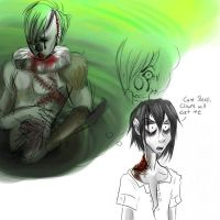 Cant sleep clowns will eat me by Yaoi-slave