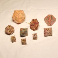 Dices by ALIENmantis