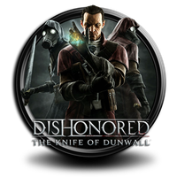 Dishonored - The Knife of Dunwall icon by SidySeven