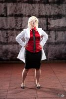 Dr. Harleen/Harley Quinn 3(DragonCon 2014) by DracosDarling