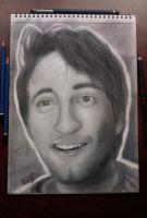 Gavin Free  -  Pencil by Iceey23