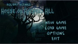 Holiday Hijinks: House on Haunted Hill by buprettyinpink
