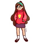 Mabel by Discord888