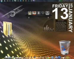 window7ultimate x64 desktop screenshot by NonStop-Kyo