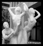 Fountain Sculpture2 by LetsAllBeNuerotic