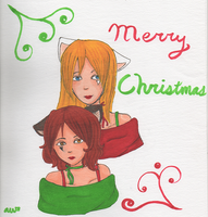 Merry Christmas '09 by Snuckledrops