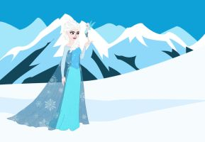 The snow never bothered us anyway by Kisaragi-Zeet