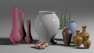 Vases by aad345