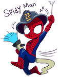 Spidy by BAK-Hanul