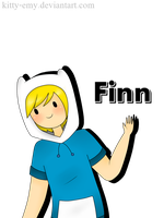 Finn! :D by Kitty-Emy