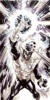 Firestorm warm up by Cinar