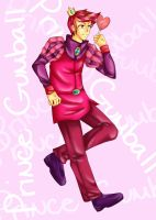 Prince Gumball by kittymochi