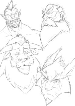 sketchdump2 by LovelyPete