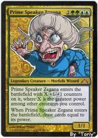 Prime speaker 'Yubaba' - Spirited Away by Toriy-Alters