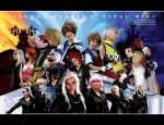 Kingdom Hearts II - Final Mix+ by The-Savage-Nymph