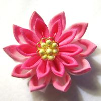 Lotus flower for a doll by offgenemi