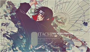 Itachi Signature by lady-alucard