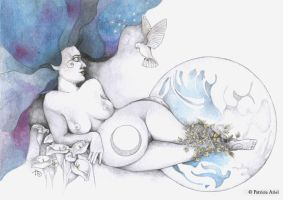 Mother Earth by seaspell