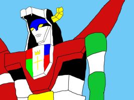 Voltron by HarveyHarpy