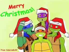 Merry Christmas 2014! by ValeriaGL92
