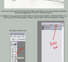 Amanda's Line Art Tutorial by begger4mcgregor