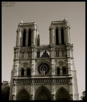 Darken Notre-Dame by LotusGrisDesign