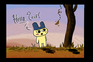 mametchi by msprout