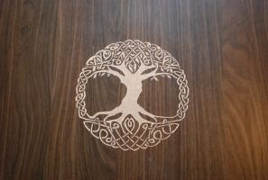 Tree of Life carving by Moriquendi88
