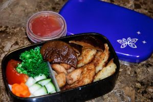 Friday Bento by Demi-Plum