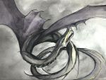 Storm Dragon by teriathanin