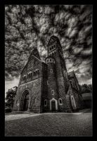 Church of Clairvaux by rhipster