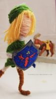 -- Link -- Doll -- by dienteslocos