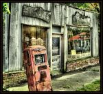 Country Store by K2D2vaca