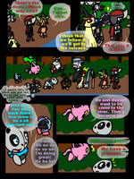 Pokemon: Beyond the River (Page 28) by DummyHeart