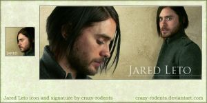 Jared Leto set by crazy-rodents