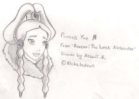 Princess Yue by inspired-flower