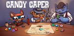Candy Caper concept by crispygecko