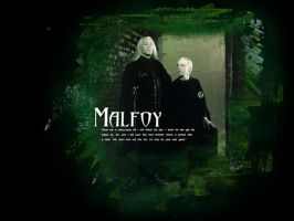 Malfoy Wallpaper by love4me