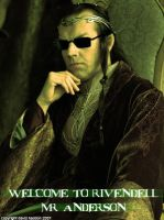 Welcome to Rivendell... by DavidHaddon