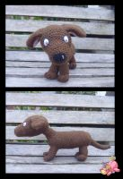 Sausage Dog by UnicornReality